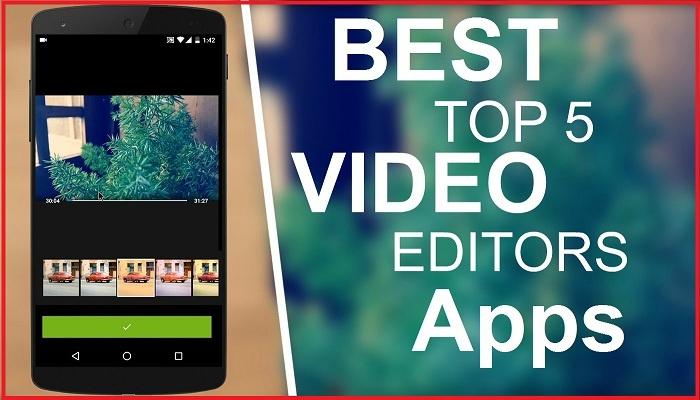 मोबाइल के लिए 5 सबसे बेस्ट वीडियो एडिटिंग ऐप Best Video Editing App